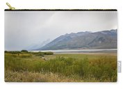 Hazy Day - Grand Teton National Park - Wyoming Carry-all Pouch