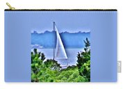 Hazy Day Sail Carry-all Pouch