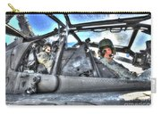 Hdr Image Of Pilots Equipped Carry-all Pouch