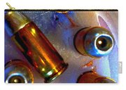 Bullet Art - Hdr Photography Of .32 Caliber Hollow Point Bullets Art 4 Carry-all Pouch