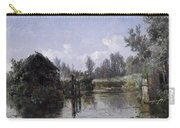 The Lake In Friesland Carry-all Pouch