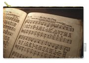He Set Me Free - Hymnal Song Carry-all Pouch