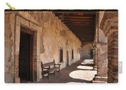 He Shall Rise Again, Mission San Juan Capistrano, California Carry-all Pouch