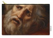 Head Of Laocoon Carry-all Pouch