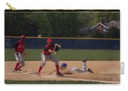 Head Slide In Baseball Carry-all Pouch