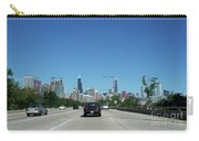 Heading North On Lake Shore Drive In Chicago Carry-all Pouch