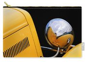 Headlight Reflections In A 32 Ford Deuce Coupe Carry-all Pouch