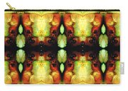 Healing Energy - Visionary Art By Sharon Cummings Carry-all Pouch by Sharon Cummings