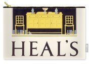 Heals Sound Furniture Advertisement Carry-all Pouch