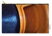 Hear No Evil - Industrial Abstract Carry-all Pouch