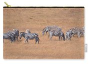 Hearst Castle Zebras Carry-all Pouch