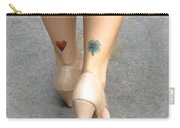 Heart And Shamrock In Sao Paulo Carry-all Pouch