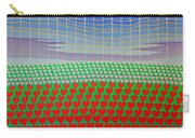 Heart Fields Again Carry-all Pouch