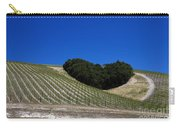 Heart Hill Paso Robles Carry-all Pouch by Jason O Watson