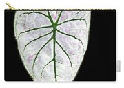 Heart In The Garden Carry-all Pouch