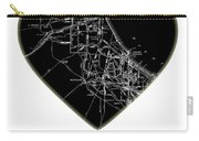 Heart Map Chicago Carry-all Pouch
