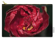 Heart Of A Hibiscus 2 Carry-all Pouch
