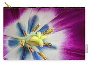 Heart Of A Tulip Carry-all Pouch