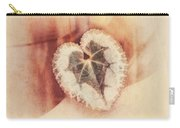 Heart Of Nature Carry-all Pouch