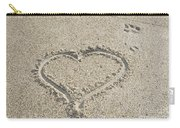 Heart Of Sand Carry-all Pouch