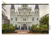 Heart Of The French Quarter Carry-all Pouch