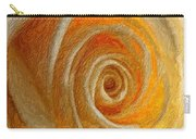 Heart Of The Matter Impasto Carry-all Pouch