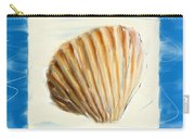 Heart Of The Sea Carry-all Pouch by Lourry Legarde