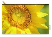 Heart Of The Sunflower Carry-all Pouch