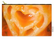 Heart Pasta With Tomato Sauce Carry-all Pouch
