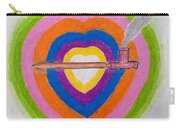 Heart Pipe Carry-all Pouch