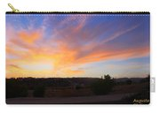 Heart Sunset Carry-all Pouch