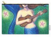 Heart Tail Mermaid Carry-all Pouch