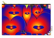 Heart To Heart Carry-all Pouch