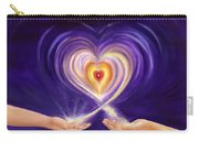 Heart Unity Carry-all Pouch