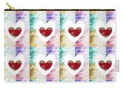 Heartful 2 Carry-all Pouch