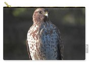 Heartful Hawk Carry-all Pouch