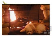 Hearth Warming Dog Carry-all Pouch