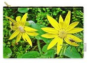 Heartleaf Arnica In Banff National Park-alberta    Carry-all Pouch