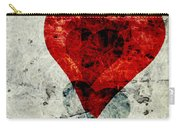Hearts 3 Square Carry-all Pouch