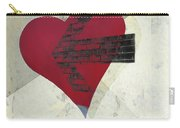 Hearts 7 Square Carry-all Pouch