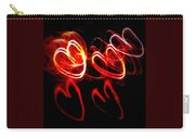 Hearts In Color Carry-all Pouch