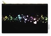Hearts In Space Carry-all Pouch