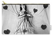 Hearts With Strings Attached Carry-all Pouch