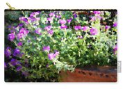 Heather Mosaic Carry-all Pouch