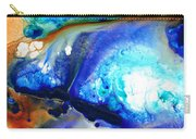 Heaven And Earth Carry-all Pouch by Sharon Cummings