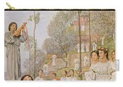 Heaven Carry-all Pouch by Hans Thoma