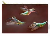Heavenly Birds Carry-all Pouch
