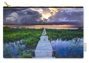 Heavenly Harbor Carry-all Pouch by Debra and Dave Vanderlaan