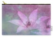 Heavenly Petals Carry-all Pouch