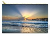 Heaven's Door Carry-all Pouch by Debra and Dave Vanderlaan